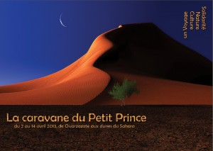 Venez rêvez avec le Petit Prince, au coucher du soleil, sur les dunes du Sahara... dans caravane ppr-s-300x213
